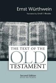 The Text Of The Old Testament