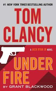 Tom Clancy Under Fire Book