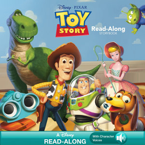 Toy Story Read Along Storybook