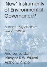 New Instruments of Environmental Governance  PDF