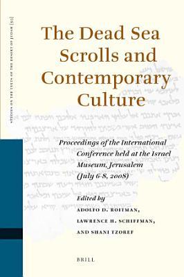 The Dead Sea Scrolls and Contemporary Culture PDF