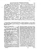 Luciani Samosatensis Opera, cum nova versione Tiber. Hemsterhusii et Jo. Matthiae Gesneri, graecis scholiis ac no??? tis omnium proximae editionis commentatorum additis... liisque indetis ac praecipue Mosis Solani et J.-M. Gesneri ...