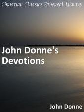 John Donne's Devotions