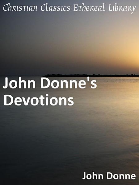 John Donne s Devotions PDF