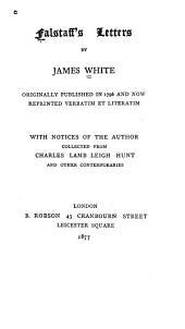 Falstaff's Letters