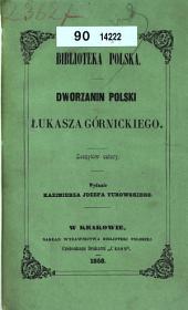 Dworzanin polski