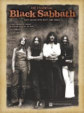 The Essential Black Sabbath (Songbook): Easy Guitar with Riffs and Solos