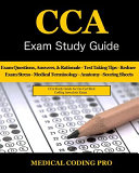 CCA Exam Study Guide   2018 Edition