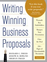 Writing Winning Business Proposals  Third Edition PDF