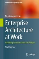 Enterprise Architecture at Work PDF