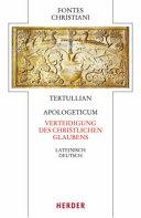 Apologeticum PDF