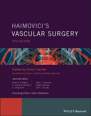 Haimovici's Vascular Surgery