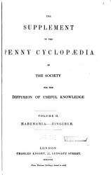 Penny Cyclopaedia of the Society for the Diffusion of Useful Knowledge PDF