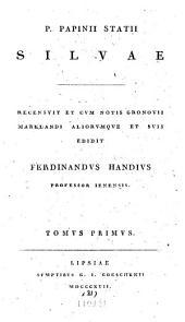P. Papinii Statii Carmina: Volume 1