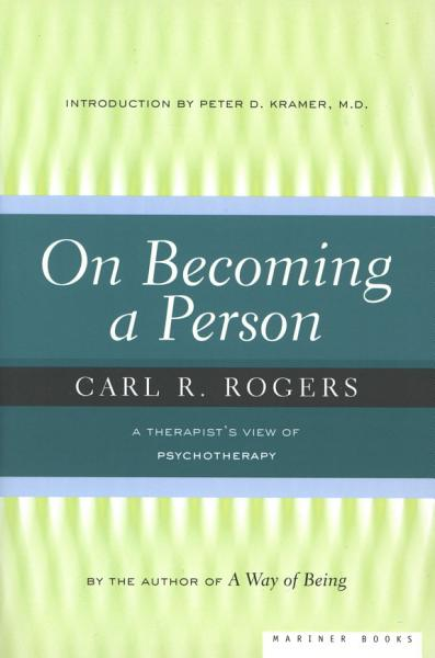 Download On Becoming a Person Book