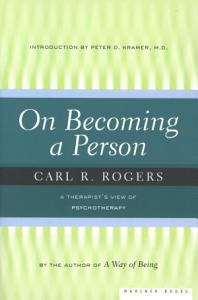 On Becoming a Person Book