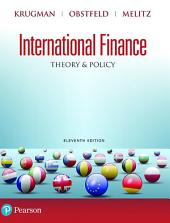 International Finance: Theory and Policy, Edition 11