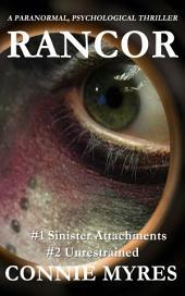 Rancor: A Paranormal, Psychological Thriller (Rancor, 1 & 2)