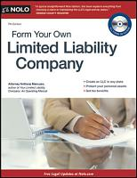Form Your Own Limited Liability Company PDF