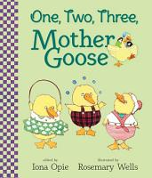 One  Two  Three  Mother Goose PDF