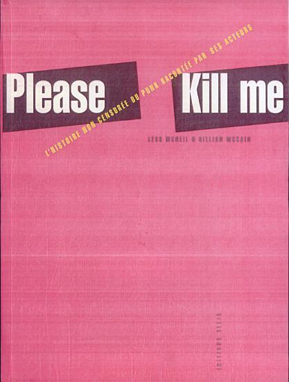 Please kill me PDF