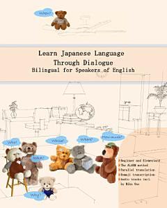 Learn Japanese Language Through Dialogue Book