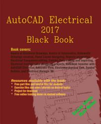 Autocad Electrical 2017 Black Book Book PDF