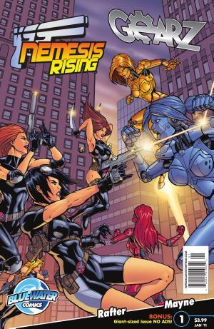 Gearz vs.VSS: Nemesis Rising