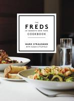 The Freds at Barneys New York Cookbook PDF