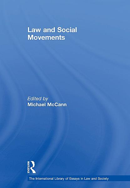 Download Law and Social Movements Book