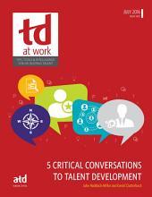 5 Critical Conversations to Talent Development