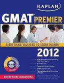 Kaplan GMAT 2012 Premier with CD ROM PDF