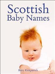 Scottish Baby Names PDF