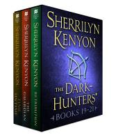 The Dark-Hunters, Books 19-21: (Retribution, The Guardian, Time Untime)