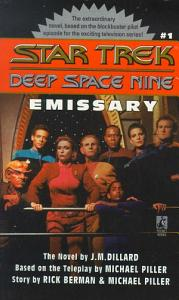Emissary Book