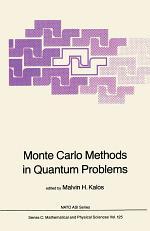 Monte Carlo Methods in Quantum Problems