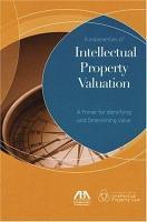 Intellectual Property Valuation PDF
