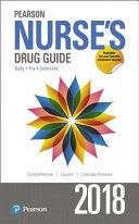 Pearson Nurse s Drug Guide 2018 PDF