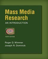Mass Media Research PDF