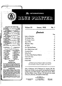 The International Blue Printer PDF