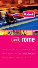 Fodor s See It Rome PDF