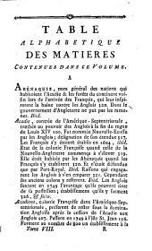 Histoire Philosophique Et Politique Des Établissemens Et Du Commerce Des Européens Dans Les Deux Indes: Volume8
