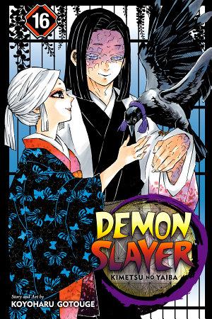Demon Slayer  Kimetsu no Yaiba  Vol  16