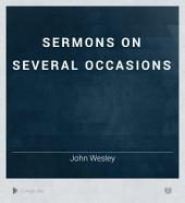 Sermons on Several Occasions: Volume 1