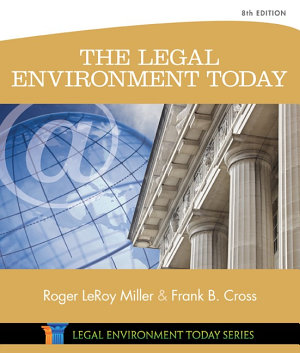 The Legal Environment Today PDF