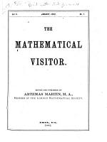 The Mathematical Visitor PDF