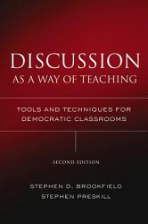 Discussion as a Way of Teaching PDF