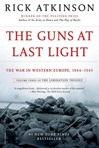 Download The Guns at Last Light Book