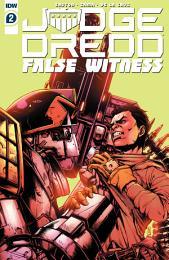 Judge Dredd: False Witness #2