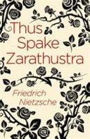 Thus Spake Zarathustra PDF